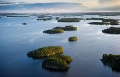 Finnish Lakeland. Photo: Juha Määttä