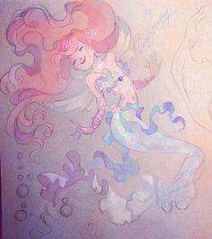 Bloom mermaid by AxelStardust