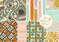 Sew Much Fun by Nadia Hassan