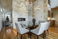 Rustic Dining Room - Found on Zillow Digs. What do you think?