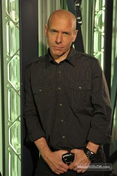 Canadian actor (from Kingston, ON) Hugh Dillon. From tv series 'Flashpoint', 'Durham County', movie 'Hard Core Logo' and leadman of band 'Headstones'.