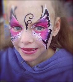 Face painting for children and adults...When was the last time you had your face painted? :) Looks like a lot of fun, doesn't it? :)  https://www.profiletree.com/portfolio/photo/4b51cfde-3c87-42a8-9b67-f8a93c6a2e4d#