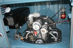 1.2 liter supercharged flat four