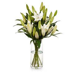 Oriental Lilies, cut flowers for home arrangements from Bill's.