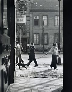 Roman Vishniac, Recalcitrance, Berlin, 1926
