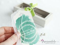 Handmade Tags, Lets Celebrate, Project Yourself, Handmade Christmas, Christmas Time, Stampin Up, Projects, Cards, How To Make