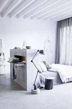 Mueble cabecero   #cabecero #headboard