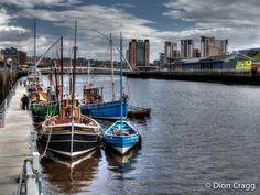 https://flic.kr/p/y15YNe | Tyne Boats