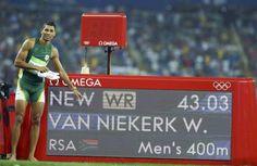 Liverpool fan Wayde van Niekerk trolls Arsenal after winning Olympic gold [Quotes]