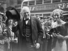 Winston Churchill on Aliens: 1939 Essay Discovered