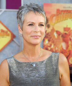 19 Gray Hairstyles & Haircuts - Pictures of Gray Hair on Celebrities