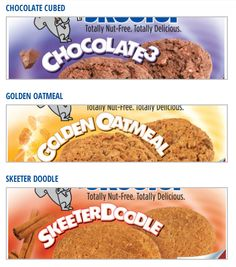 What's your favorite kind of #cookie? ... I bet Skeeter Snacks has one for you to enjoy!