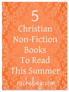 5 books I really want to knock out before the summer is over. Would love to know what you are reading!