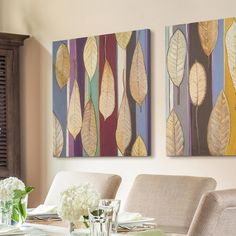 168 Best Dining Room Art & Decor images in 2019 | Big canvas ...