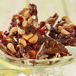 Fruit and Nut Chocolate Bark » Recipes » Cadbury Kitchen