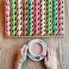 Sergey Sukhov (@sergeysuxov) • Instagram photos and videos Coffee Instagram, Macaroons, Photo And Video, Videos, Photos, Macaroni, Pictures, Macarons, Almond Cookies
