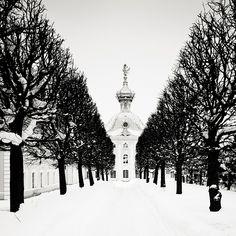 Peterhof Palace - outside of St. Petersburg, Russia