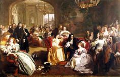 King Charles II by William Powell Frith  Cavalier-Argos.net