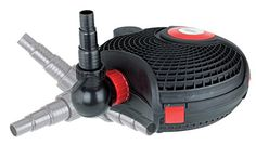Alpine Corporation Extremely Energy Saving Efficient Ecofriendly Magnetic Powering Pond and waterfall Pump 2800 GPH w 33ft cord in Protective cage comes with 3 Years Warranty ** Details can be found by clicking on the image.