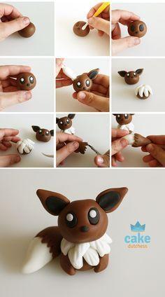 Gotta catch 'm all? Pokemon Tutorials! - Cake Dutchess