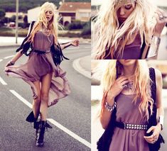 Rock Style Fashion: 27 Outfit ideas and Stylish Combinations | Style Motivation