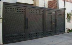 Main Gate, Main Door, Wrought Iron Gates, Metal Gates, Front Gates, Entrance Gates, Gate Design, Door Design, Compound Wall