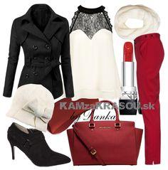 Outfit do práce - KAMzaKRÁSOU.sk #kamzakrasou #sexi #love #jeans #clothes #coat #shoes #fashion #style #outfit #heels #bags #treasure #blouses #dress