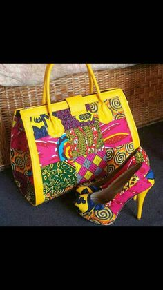 There African Print Sneakers are one of a kind! Find the best African Print Sneakers Stores online and Shop Your Favorite Ankara Shoes with Style! Fashion Bags, Fashion Shoes, Ankara Bags, Style Africain, African Accessories, Shoe Boots, Shoe Bag, Sneaker Stores, Cute Bags