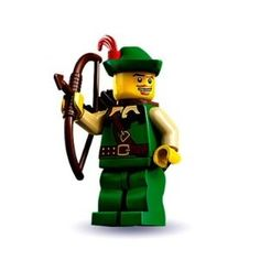 Black Friday 2014 LEGO 8683 Minifigures Series 1 - Forestman Archer from LEGO Cyber Monday. Black Friday specials on the season most-wanted Christmas gifts. Lego Disney, Legos, Art Clip, Lego Ritter, Lego People, Lego Minifigs, Robin, Lego Worlds, Cool Lego Creations