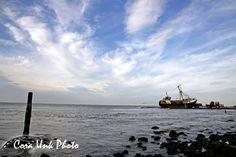 Shipwreck of Belgium cutter Zeldenrust Z75 , Rampage Tourism 3