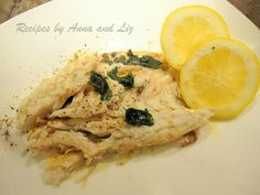Bake or Roast Branzino with Lemon Garlic and Wine is very flavorful, soft, and delicate fish to eat, and delicious when baked in the oven with lemon, garlic