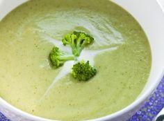 Sopa Cremosa de Br?colis - Veja como fazer em: http://cybercook.com.br/receita-de-sopa-cremosa-de-brocolis-r-11-112024.html?pinterest-rec