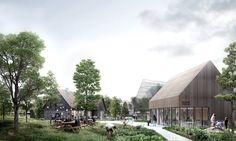EFFEKT — HELSINGE HAVEBYMasterplan, Residential2017
