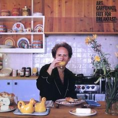 Art Garfunkel ‎- Fate For Breakfast [Original US Pressing] {Vinyl Rip Art Garfunkel Songs, Simon Garfunkel, Iconic Album Covers, Love Simon, Lp Cover, Folk Music, Music Albums, Listening To Music, Vinyl Records
