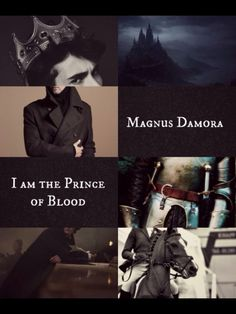 Falling Kingdoms   falling-for-demons-and-gods:   Magnus is my...