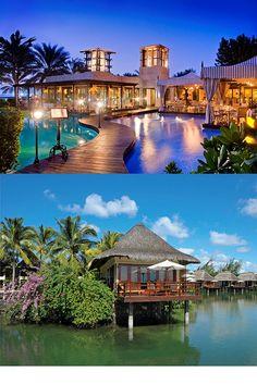 NOVEMBER: Dubai or Mauritius