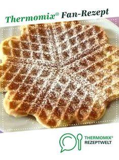 Gute Waffeln aus dem Jahre 1902 von Litsili. Ein Thermomix ® Rezept aus der Kategorie Backen süß auf www.rezeptwelt.de, der Thermomix ® Community.
