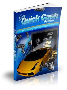 Want more cash for income? Look no further with this Ebook