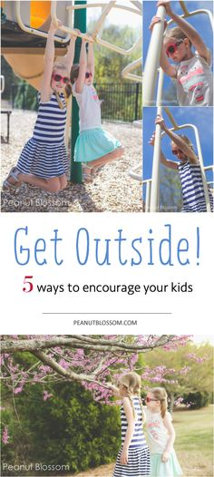 Too much screen time in your house? Check out these great ways to encourage your kids in outside play! Number 5 is the best. Saving this for summer vacation. .  .
