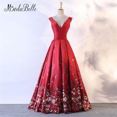 Cheap flower prom dress 4ac19428b094
