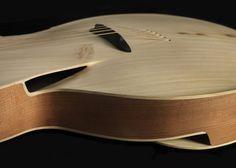 Maxwell Infinitum Archtop   Modern Mojo Guitars