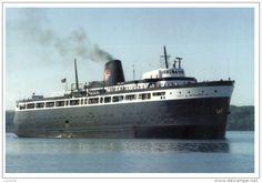 Ferries - (999) US Ferry Steamer City of Midland 41