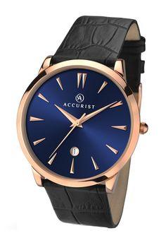 6c4edb90c1f Noutati de la Accurist! Un ceas clasic