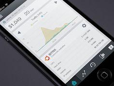 60 Flat Web UI Design Inspiration | Bashooka | Cool Graphic & Web Design Blog