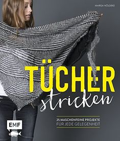 Marchant, N: Knitting Fresh Brioche Shawl Patterns, My Yoga, Drops Design, Hinata, Lana, Book Art, Needlework, Knit Crochet, How To Plan