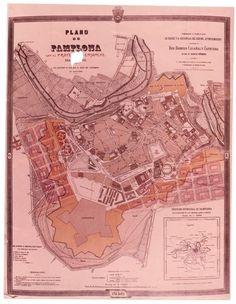 1882-PAMPLONA-MAPA-