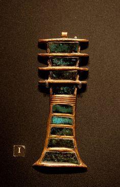 Best Egypttutankamenthe Magnificent Images In   King Tut Essay Djed Pillar Amulet From The Tomb Of Tutankhamun
