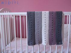baby blanket -baby shower gift, modern one