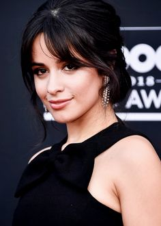 Camila Cabello attends the 2018 Billboard Music Awards at MGM Grand Garden Arena on May 20, 2018 in Las Vegas, Nevada.