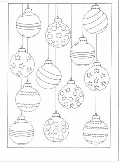 Color Your Own Christmas Ornaments Printable! Color Your Own Christmas Ornaments Printable! Noel Christmas, Christmas Balls, Christmas Colors, Christmas Decorations, Christmas Mandala, Christmas Windows, Christmas Nativity, Outdoor Christmas, Winter Christmas